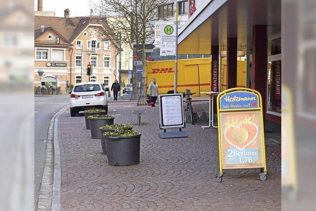 Bushaltestelle soll für Parkplätze weichen