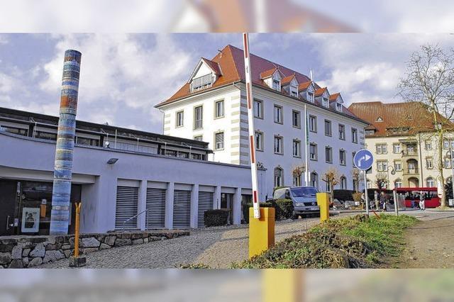 Krankenkasse plant Neubau in Waldshut