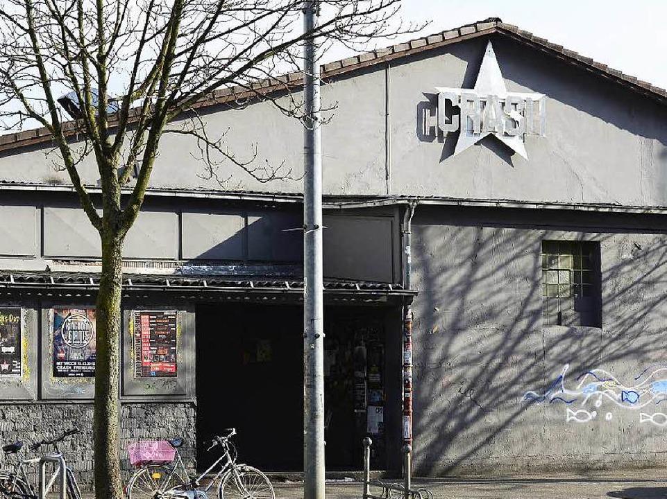 Institution in der Freiburger Subkultu... auch der Drifters-Club untergebracht.  | Foto: Ingo Schneider