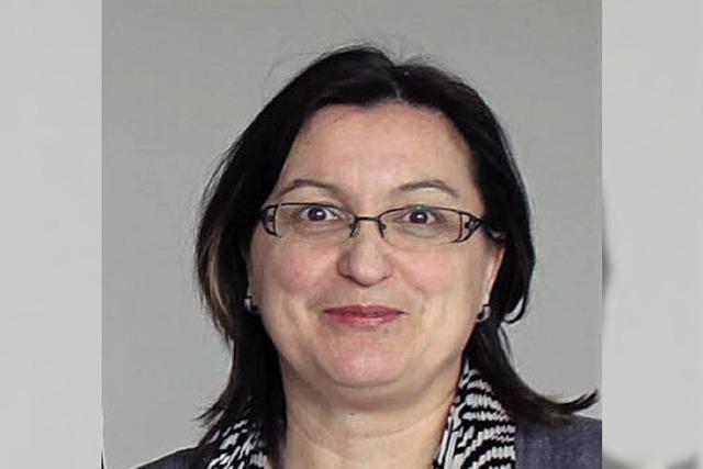 Dubravka Kavur leitet den Pflegedienst