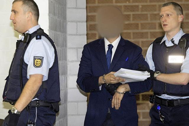 Fünf Jahre Haft im Terror-Prozess gefordert