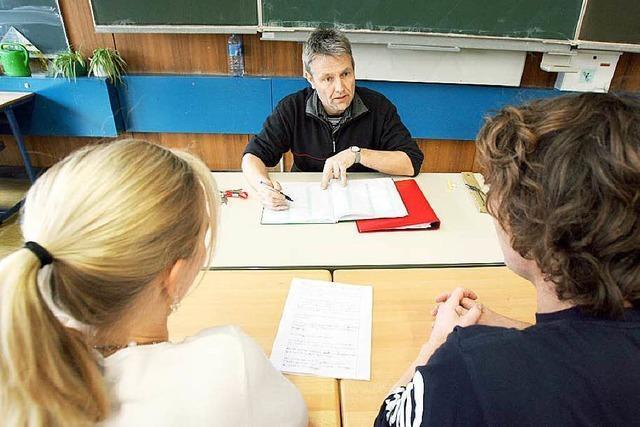 Studie zeigt: Eltern haben Vertrauen in Lehrer
