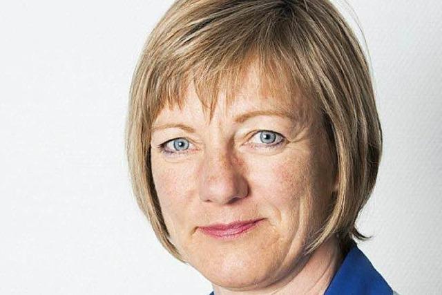 Edith Sitzmann will wieder Direktmandat in Freiburg holen