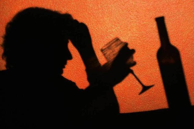 Alkohol und Drogen stehen an erster Stelle