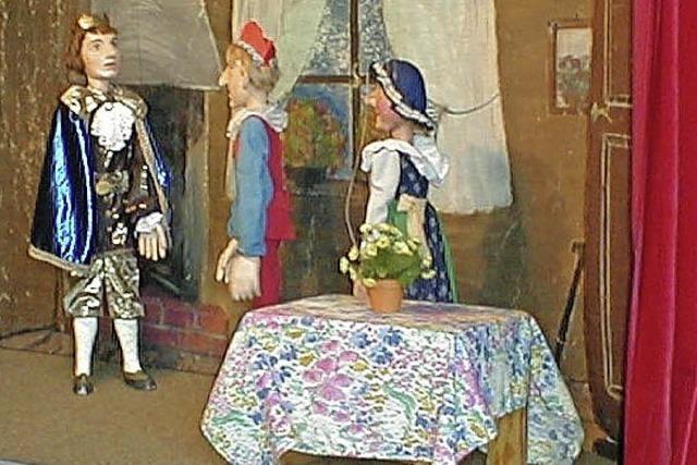 Marionettentheater in Bonndorf