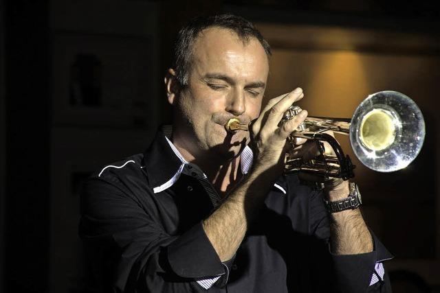 Frühlingsfest mit Trompeter Michael Bolz in Kenzingen