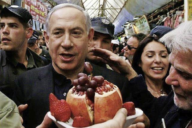 Netanjahu muss um die Macht fürchten
