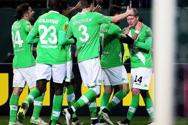Personalie Schürrle wirft bei Wolfsburg noch Fragen auf