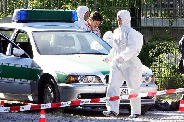 Neue Spur im NSU-Mordfall Kiesewetter