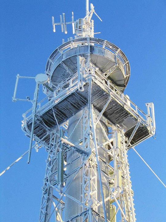 Der Hochfirstturm  | Foto: Stellmach