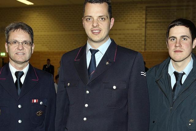 Feuerwehr unter neuem Kommando