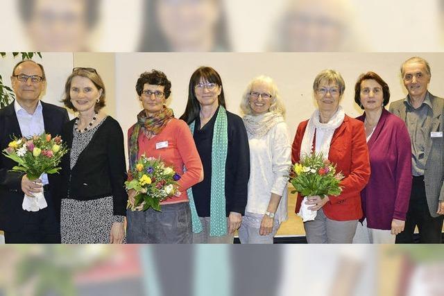 Ambulante Hospizgruppe leistet wichtige Aufgabe
