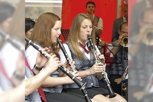Stadtmusik geht es trotz geringerer Beiträge gut