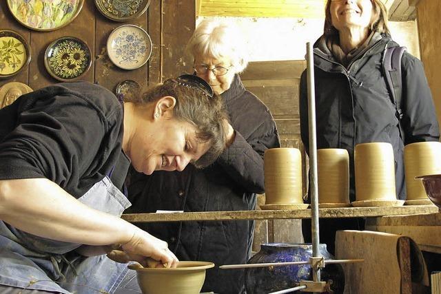 Die 20 Schritte zur Keramik