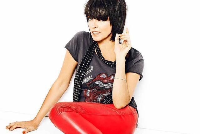 Nena stellt in Basel ihr neues Album