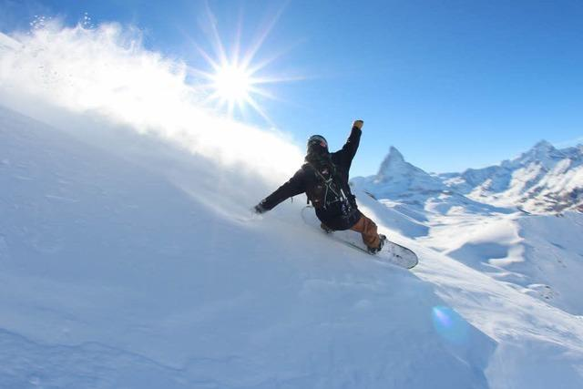 Zwischen Schnee und Schotter: Ein Leben in Zermatt