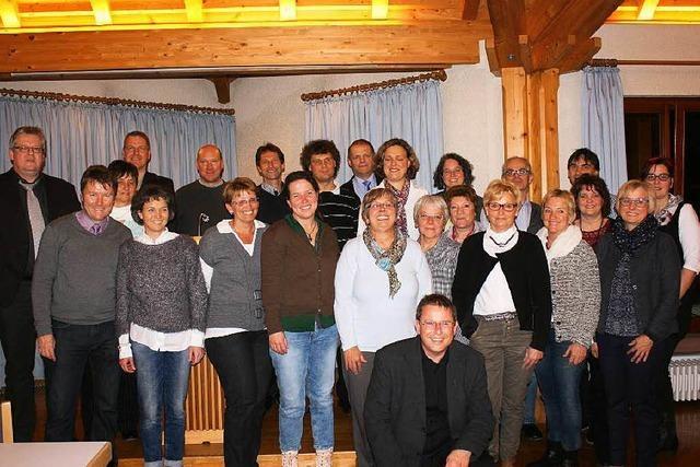 Ergebnisse der Pfarrgemeinderatswahl in der Seelsorgeeinheit Breisach-Merdingen