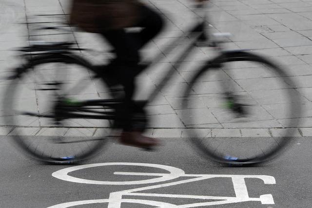 Millionen fürs Rad - Grün-Rot hält an Ausbauplänen fest