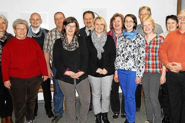 Ergebnisse der Pfarrgemeinderatswahl in der Seelsorgeeinheit Vogtsburg