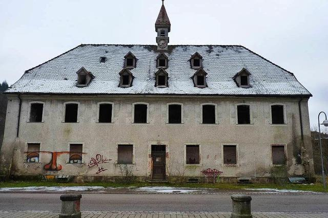 Das Herrenhaus soll wieder bewohnt werden