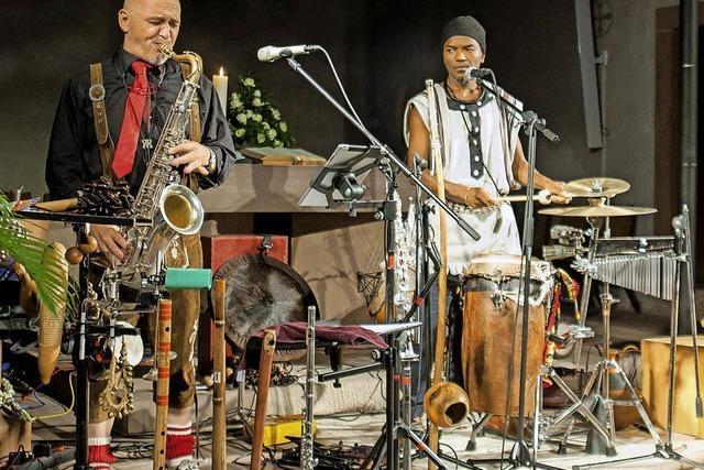 Urban Nomades - Jazz meets Africa