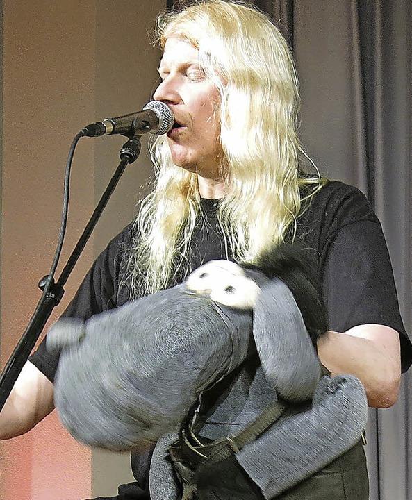 Gunzi Heil beim Puppentheater  | Foto: Georg Voß