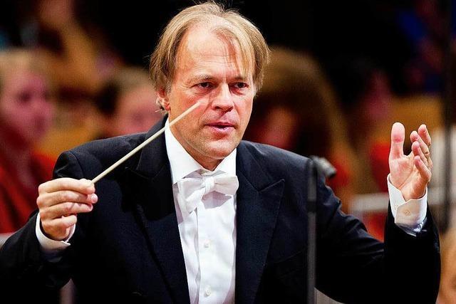 Thomas Hengelbrock erhält den Herbert-von-Karajan-Musikpreis 2015