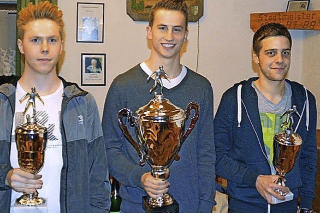 Thomas Fischer ist Spieler des Jahres