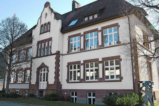 Die Grundschule als Rathaus