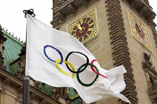 Hamburg soll die Sommerspiele 2024 nach Deutschland holen