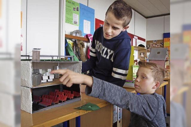 Orientierung in Klassen fünf und sechs