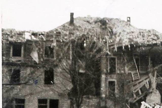 Tiefflieger-Angriff auf Lenzkirch jährt sich zum 70. Mal