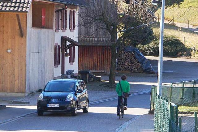 Kein Frieden mit der Rheintalstraße