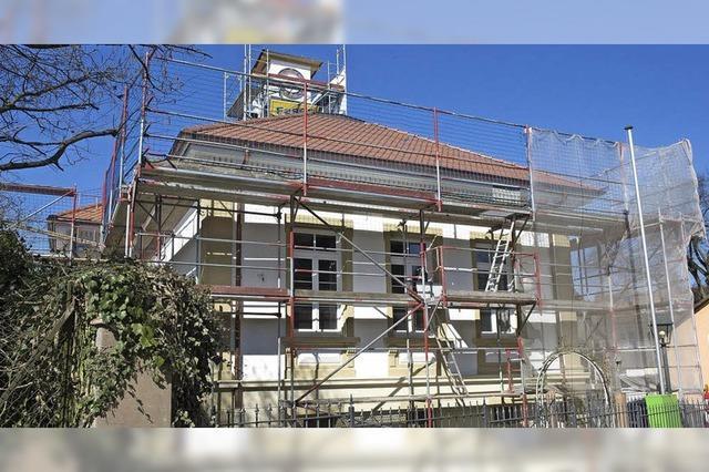 Sanierung des Vögisheimer Gemeindesaals wird teurer als gedacht