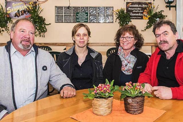 Gasthaus Zum Salmen in Steinenstadt ist in neuen Händen