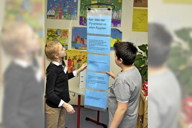 Breisacher Gemeinschaftsschule ist startbereit