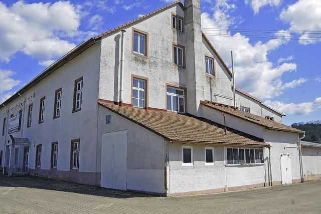 Alte Bettfedernfabrik in Maulburg wird Wohnmobil-Mekka