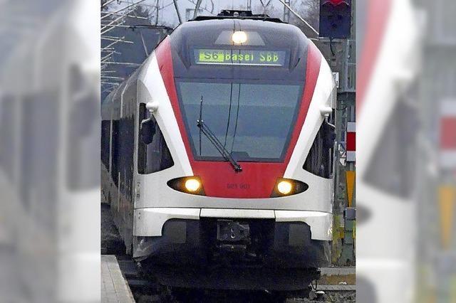 Wie steht es um die Bahninfrastruktur in der Region Basel?