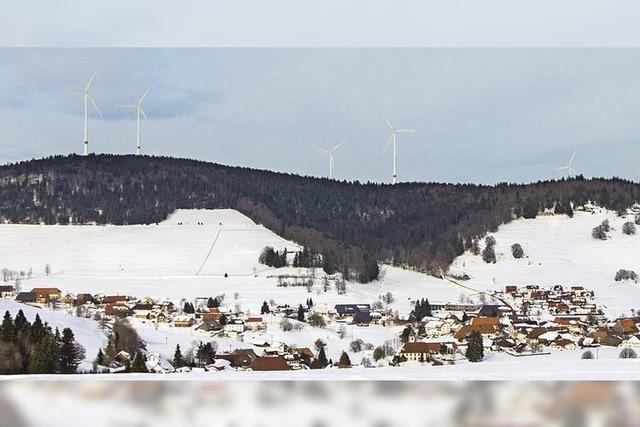 Absage für Windkraft-Planungen im Bereich Gersbach-Süd