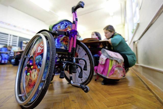 Teilhabe für Menschen mit Handicap