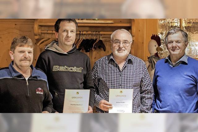 Fünf Neuimker verstärken Verein
