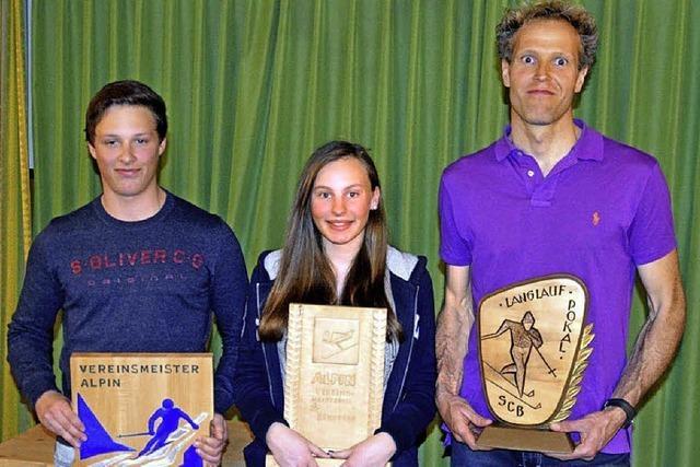 Skiclub kürt Sieger beider Disziplinen