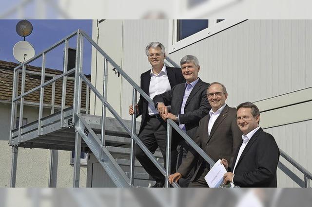 Sanierung der Kesslergrube: Roche will Abtransport optimieren
