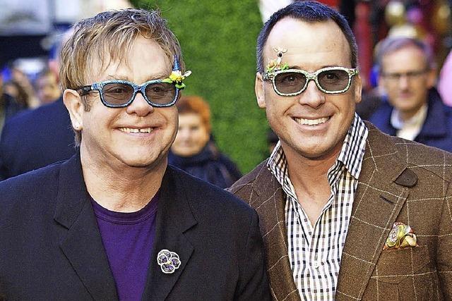 Streit zwischen Elton John und Dolce & Gabbana eskaliert