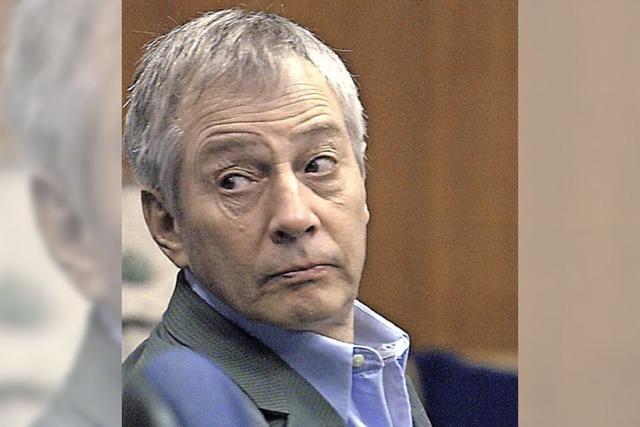 Millionenerbe Robert Durst gesteht Mord in TV-Doku