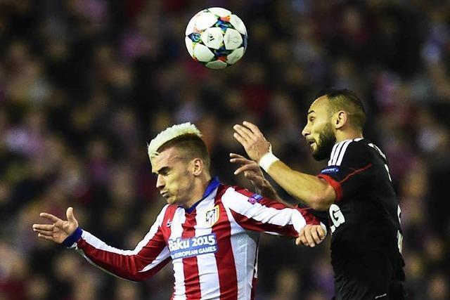 2:3-Pleite von Leverkusen – Aus in der Champions League