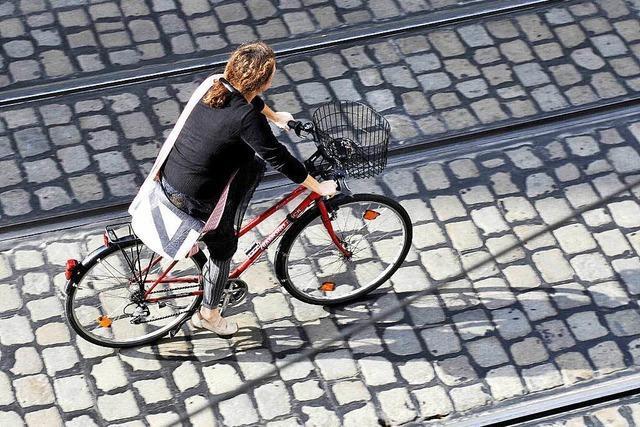 In Freiburg fehlen mindestens 2000 Radparkplätze
