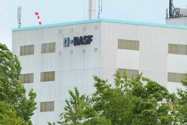 Grenzach-Wyhlen gewinnt gegen BASF