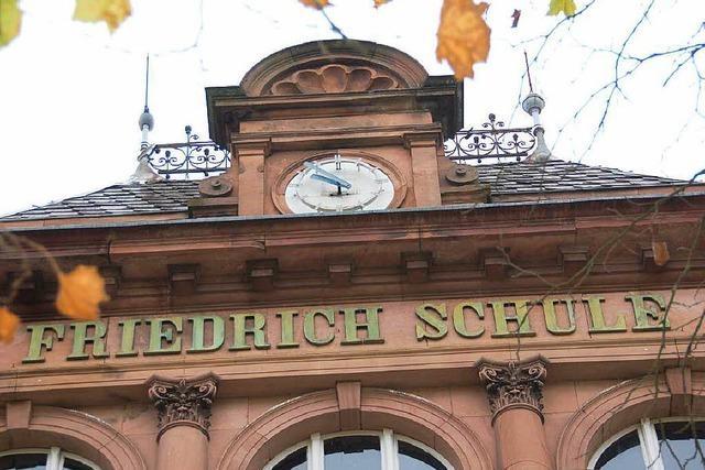 Friedrichschule wird Gemeinschaftsschule