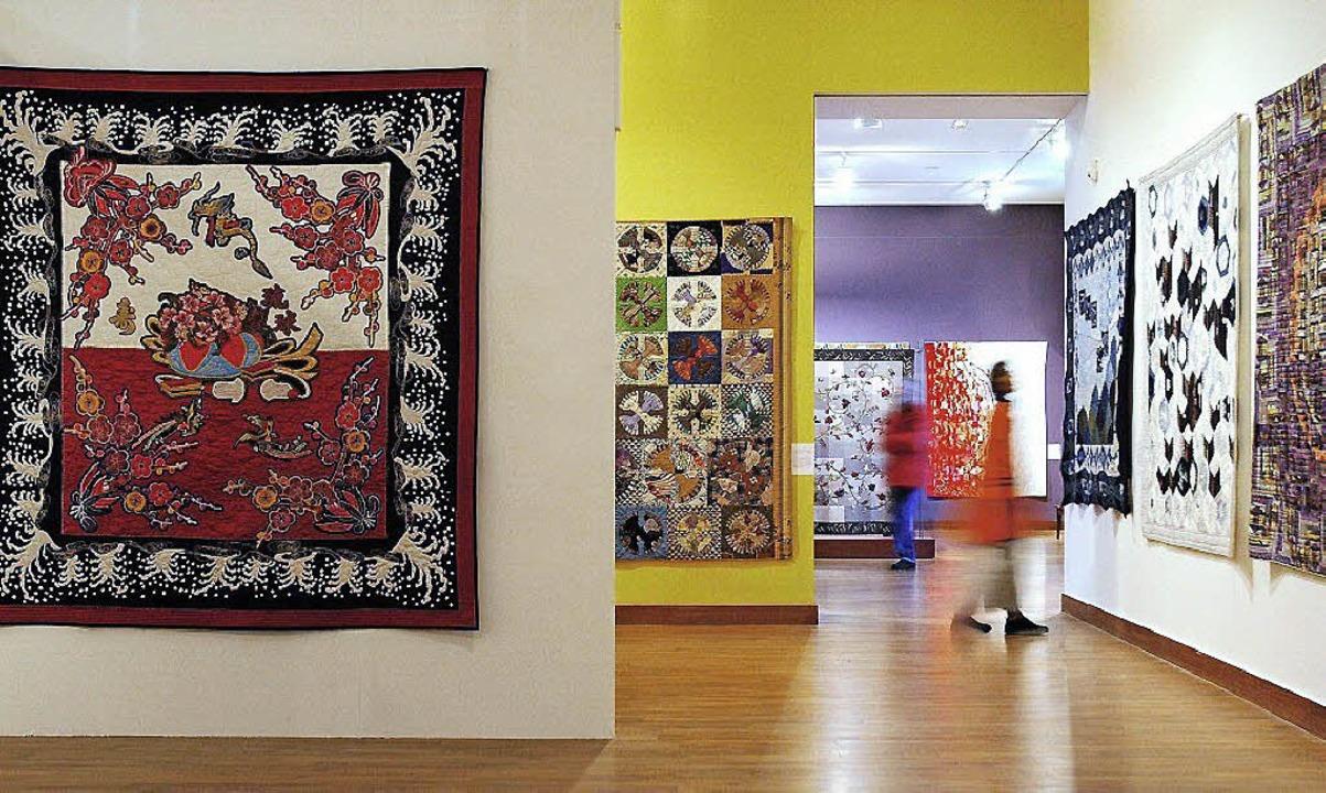 Das Stoffdruckmuseum in Mulhouse zeigt...schen Modehaus Léonard gewidmet sind.   | Foto: Musée de l'Impression sur Etoffes